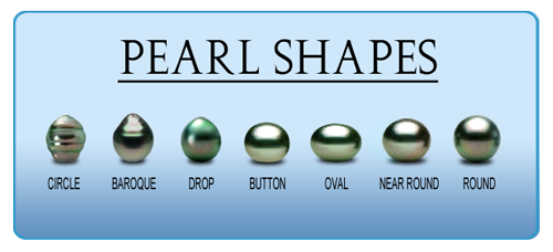 pearl-shapes